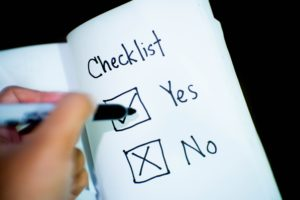 checklist for choosing a commercial cleaning company